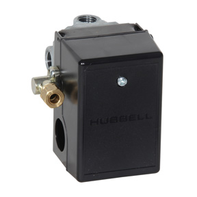 Hubbell Pressure Switches