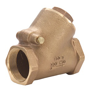 Y-Pattern Check Valves