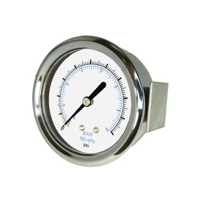 U-Clamp Vacuum Gauges